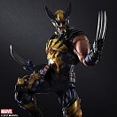 X-Men - Wolverine - Play Arts Kai