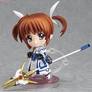 Nendoroid 263 - Mahou Shoujo Lyrical Nanoha The Movie 2nd A's - Takamachi Nanoha Exelion Mode Edition