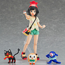 Figma 371 - Pocket Monsters Moon - Pocket Monsters Sun - Pokemon - Selene Mizuki