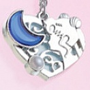 Bishoujo Senshi Sailor Moon Crystal - Necklace - Premium Sebon Star Moon Prism - Princess Serenity Sailor Mercury