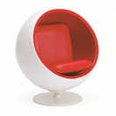 Designers Chair CP-02 No.3 - Ball Chair