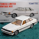 LV-N03a - nissan leopard tr-x (white) (Tomica Limited Vintage Neo Diecast 1/64)
