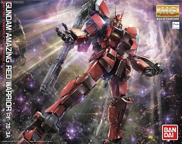 Gundam Amazing Red Warrior (MG)