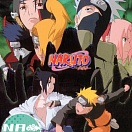 Naruto Postcards