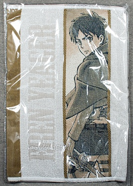 Attack on Titan (Shingeki no Kyojin) - Face Towel - Eren