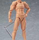 Figma 02 - Archetype Next : He Flesh Color ver. re-release