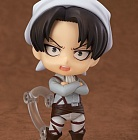Nendoroid 417 - Attack on Titan Shingeki no Kyojin - Levi  Cleaning ver. (exclusive)