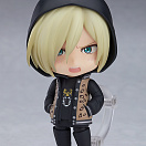 Nendoroid 874 - Yuri!!! on Ice - Puma Tiger Scorpion - Yuri Plisetsky Casual Ver.