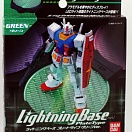 Action Base Lightning Base Plate Type Green Ver