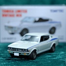LV-N37a - mitsubishi galant gto 2000 gsr (white) (Tomica Limited Vintage Neo Diecast 1/64)
