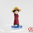 One Piece - World Collectable Figures vol. 35 - Monkey D. Luffy - tv 281