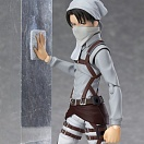Figma EX-020 - Attack on Titan Shingeki no Kyojin - Levi Cleaning ver. (exclusive)