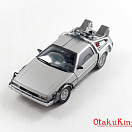 Figure Complex Movie Revo No.001 - Revoltech - DeLorean Time Machine - Back to the Future Part II
