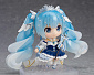 Nendoroid 1000 - Vocaloid - Hatsune Miku - Snow Princess ver. Rabbit Yukine (Limited + Exclusive)
