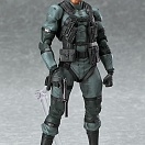Figma 243 - Metal Gear Solid 2 - Solid Snake