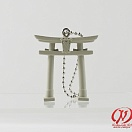 Erica Japan Japanese Fox collection - Torii (stone)