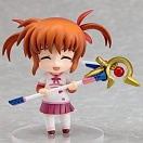 Nendoroid Petite Lyrical Nanoha The MOVIE - Nanoha (sm)