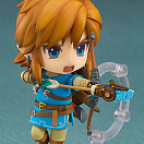 Nendoroid 733 - Zelda no Densetsu: Breath of the Wild - Link Breath of the Wild ver. (re-release)