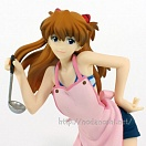 Rebuild of Evangelion EX Figure Private Time Shikinami Asuka Langley