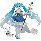Figma EX-054 - Vocaloid - Hatsune Miku - Rabbit Yukine Snow Princess ver. (Limited + Exclusive)