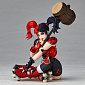 Revoltech Amazing Yamaguchi No.015 - Justice League - Harley Quinn