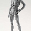 S.H.Figuarts - Body-kun - DX Set, Gray Color Ver. (re-release)