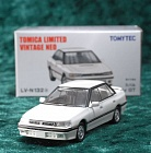 LV-N132a - subaru legacy gt (white) (Tomica Limited Vintage Neo Diecast 1/64)