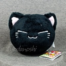 Nemuneko korogari plush doll - black