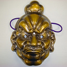 Japan Mask - Ungyo Gold