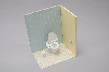 Oretachi no 1/12 Youshiki Benjyo (japan toilet)