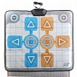 Dance Dance Revolution mat for Wii (DDR)