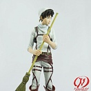 Attack on Titan Shingeki no Kyojin - Eren Yeager Cleaning ver. - DXF Figure