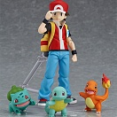 Figma 356 - Pocket Monsters - Fushigidane - Hitokage - Pikachu - Red - Zenigame