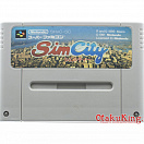 SNES (NTSC-Japan) - Sim City