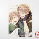 Doujinshi - Axis Powers Hetalia Book No. 18 United States of America & United  Kingdom
