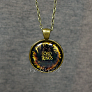 Necklace The Lord of the Rings ver.2 (bronze)
