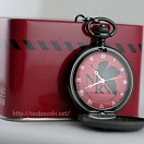 Evangelion Nerv Pocket Watch vol.2 - version C - Nerv logo