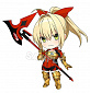 Nendoroid 1179 - GOOD SMILE Racing - Type-Moon Racing - Nero Claudius Racing Ver. Exclusive