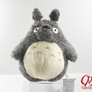 Tonari no Totoro - Totoro M dark grey (мягкая игрушка)