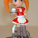 Evangelion Tri-Colle - Asuka maid (red)
