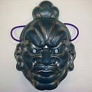 Japan Mask - Ungyo Bronze