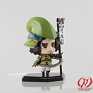 Sengoku Basara - One Coin Grande Figure Collection - Mouri Motonari ver.2