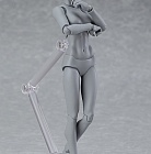 Figma 03 - Archetype Next : She - Gray Color ver.