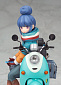 Yuru Camp - Shima Rin with Scooter