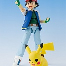 S.H.Figuarts - Pokemon Pocket Monsters - Pikachu - Satoshi