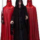 ARTFX+ - Star Wars: Episode VI – Return of the Jedi - Emperor Palpatine - Royal Guard - 3 Pack