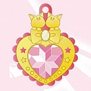 Bishoujo Senshi Sailor Moon Crystal - Necklace - Premium Sebon Star Moon Prism - Luna & Artemis Sailor Moon
