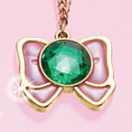 Bishoujo Senshi Sailor Moon Crystal - Necklace - Premium Sebon Star Moon Prism - Sailor Ribbon Sailor Jupiter
