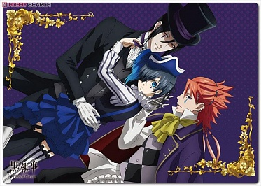 Kuroshitsuji - Black Butler Book of Circus - Sheet A