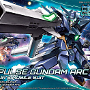 HG Build Divers #017 - Impulse Gundam Arc Emilia's mobile suit